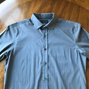 Black Label Ralph Lauren men's Sz 16 Dress Shirt